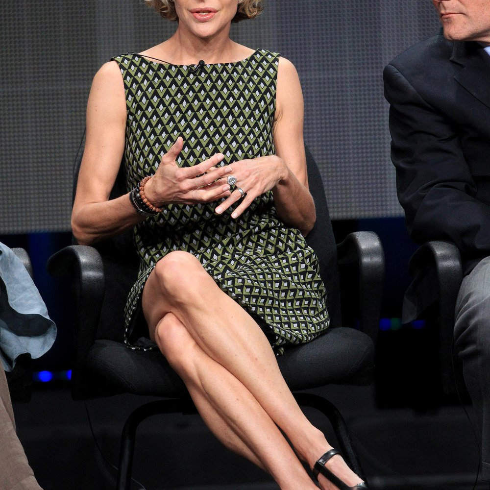 Meg Ryan wurde durch Zufall Schauspielerin