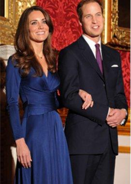 Prinz William und seine Kate im exklusiven Interview.