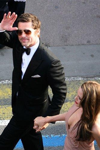 Brad Pitt und seine Angelina Jolie: Hollywoodstars