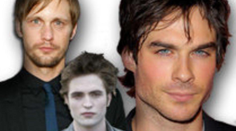 Robert Pattinson und Co.: Sexy Vampire