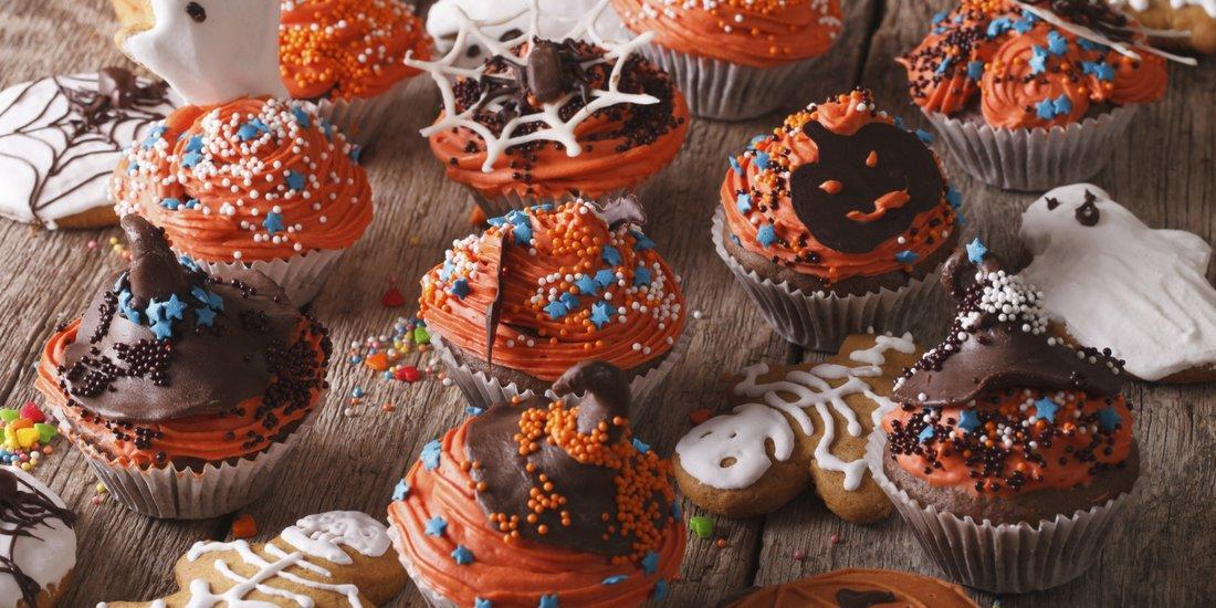 Supereinfach Der Blutige Halloween Kuchen Desired De