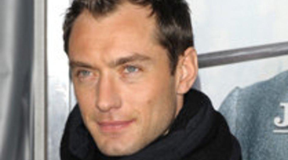 Jude Law schlägt gern über die Stränge