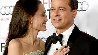 Brad Pitt und Angelina Jolie lieben sich