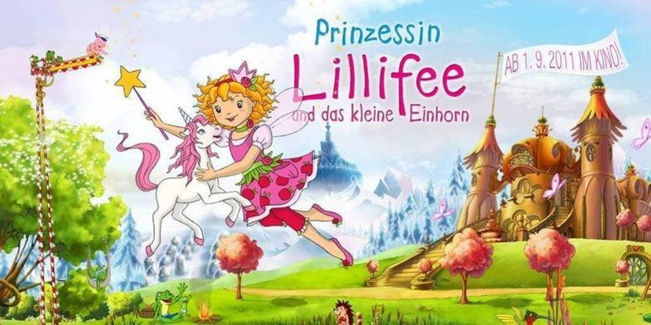 Prinzessin Lillifee im Kino