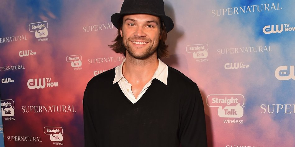 "LOS ANGELES, CA - NOVEMBER 03: Actor Jared Padalecki attends the CW's Fan Party to Celebrate the 200th episode of ""Supernatural"" on November 3, 2014 in Los Angeles, California. (Photo by Alberto E. Rodriguez/Getty Images)"
