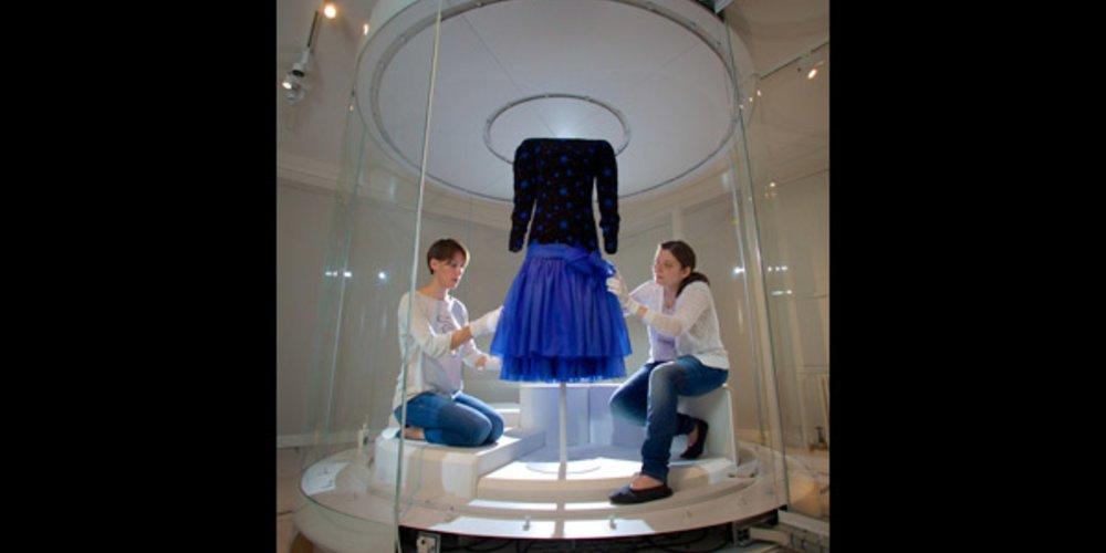 Tanzkleid von Jacques Azagury für Prinzessin Diana