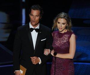 Scarlett Johansson und Matthew McConaughey: Sexy Parfüm-Pärchen