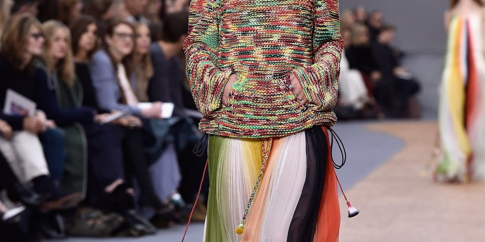 Paris Fashion Week 2015: Chloé