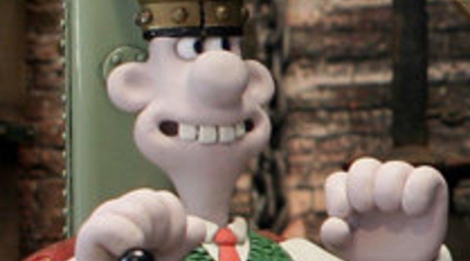 Wallace und Gromit haben Geburtstag