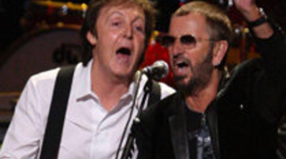 Starr und McCartney: Gemeinsames Projekt!