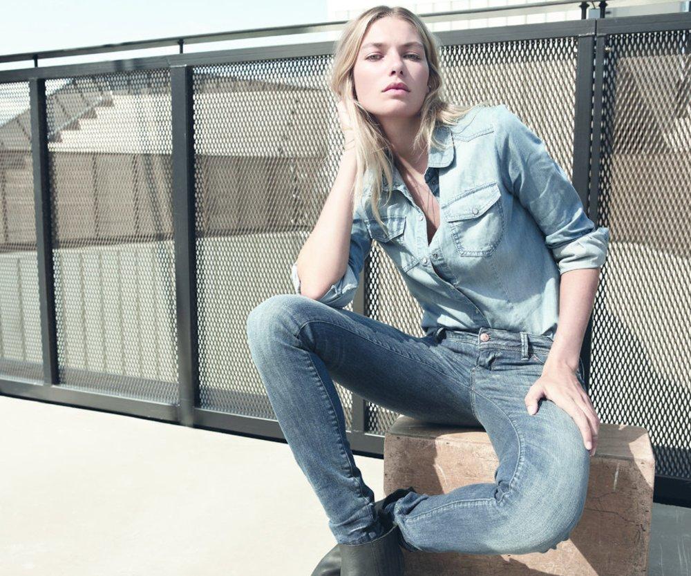 Jessica Hart: Neues Gesicht von Only