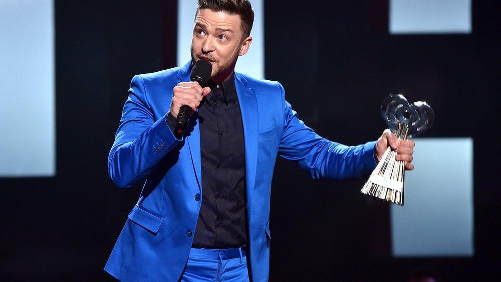 Justin Timberlake erhebt seine Stimme gegen Mobbing