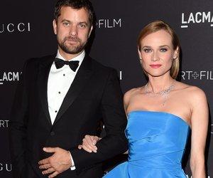 Diane Kruger und Joshua Jackson im November 2015
