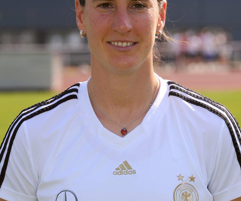 Birgit Prinz beendet ihre Karriere