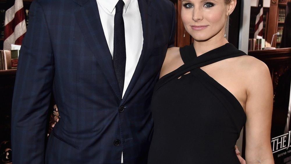 Kristen Bell ist zum zweiten Mal Mutter geworden