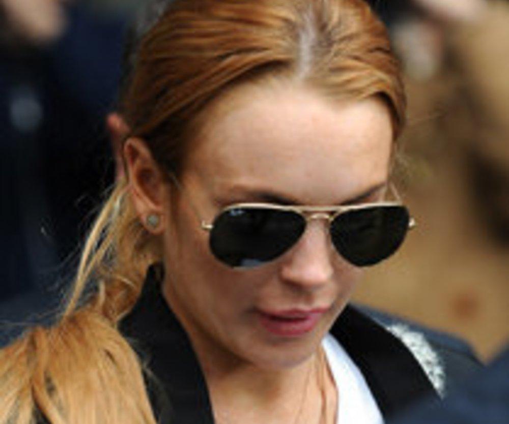 Lindsay Lohan: Bewährungsauflagen verletzt?