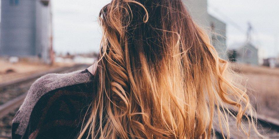 Orange Haare wegbekommen