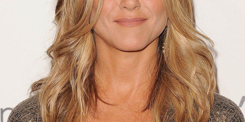 Jennifer Aniston soll im sechsten Monat sein