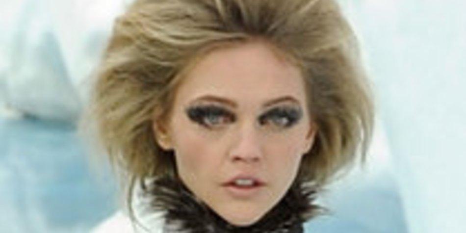 Fashion Week Paris: Chanel zeigt Yetis und Eisprinzessinnen