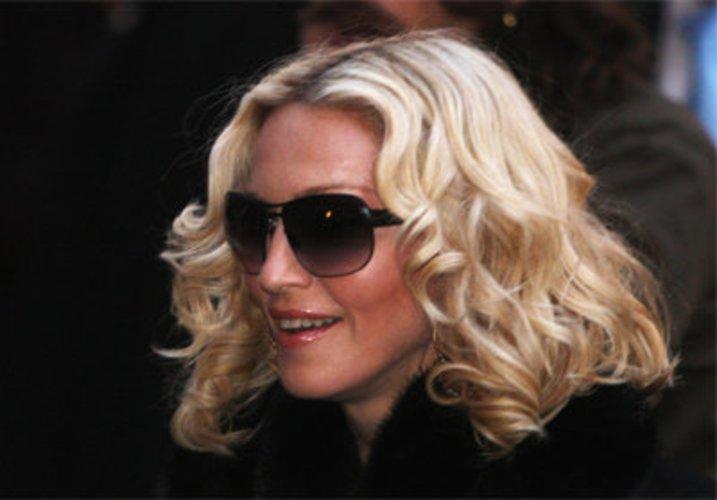 Popqueen Madonna.