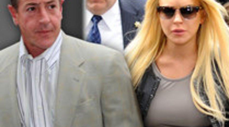 Lindsay Lohan: Vater Michael wurde gewürgt
