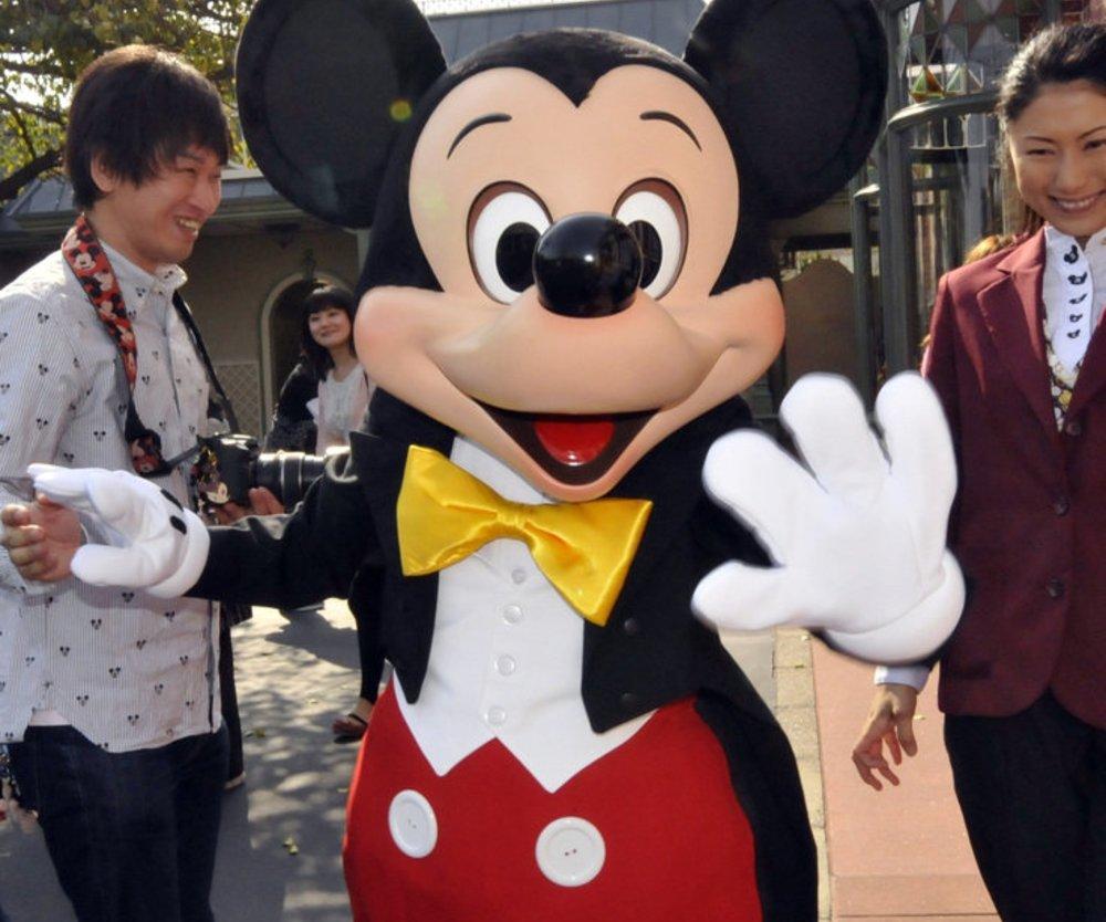 Micky Maus feiert 60. Geburtstag