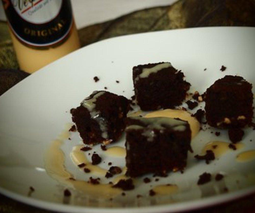 Köstliche Brownies mit Verpoorten
