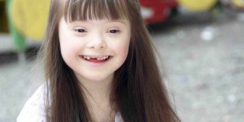 Down-Syndrom: Nicht krank, nur anders