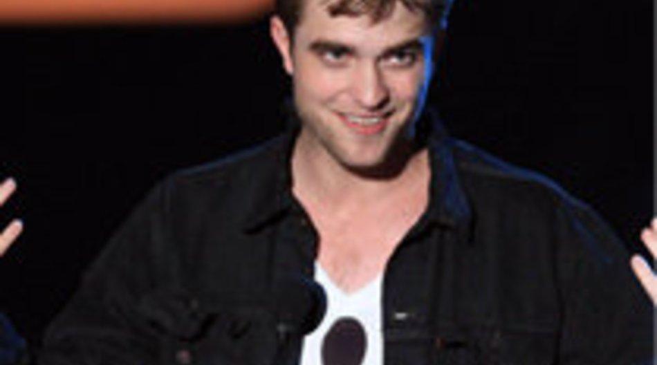 Robert Pattinson: Papa Pattinson gibt Flirt-Tipps