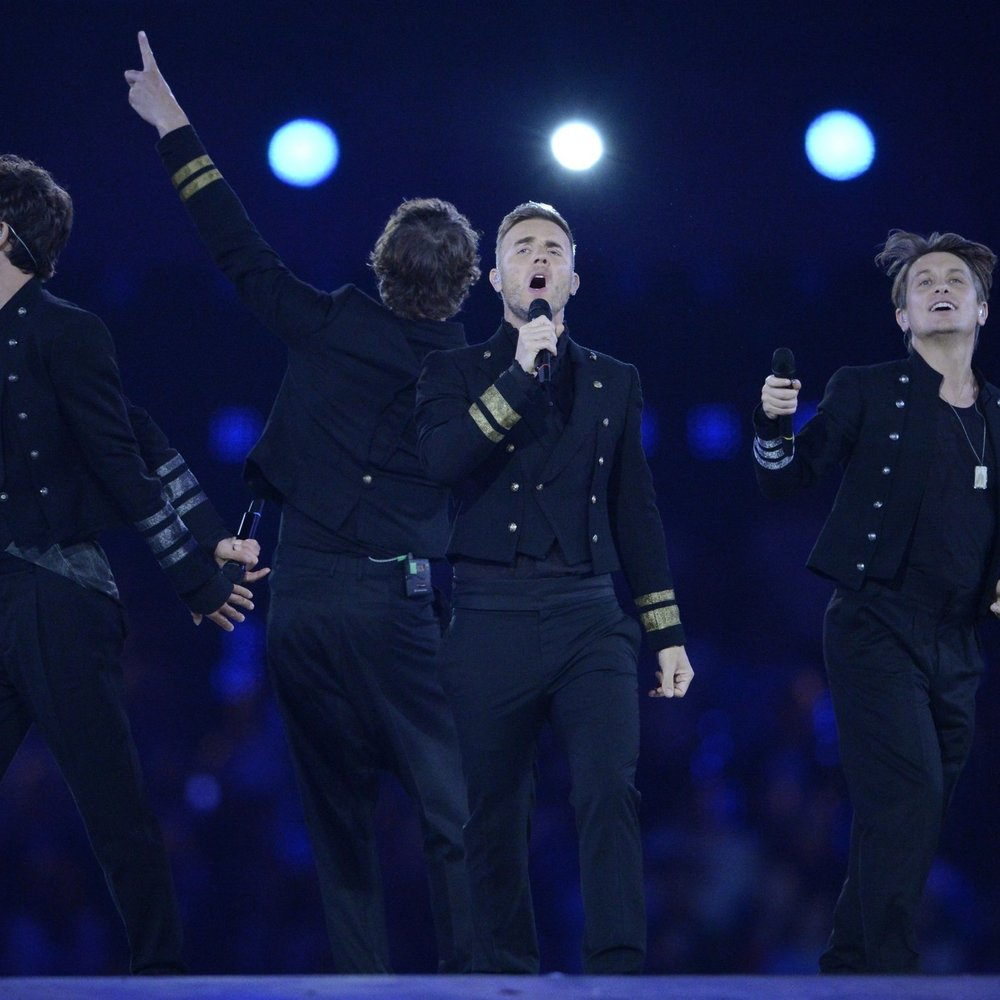 Gary Barlow: Bei Olympia-Abschlussfeier dabei