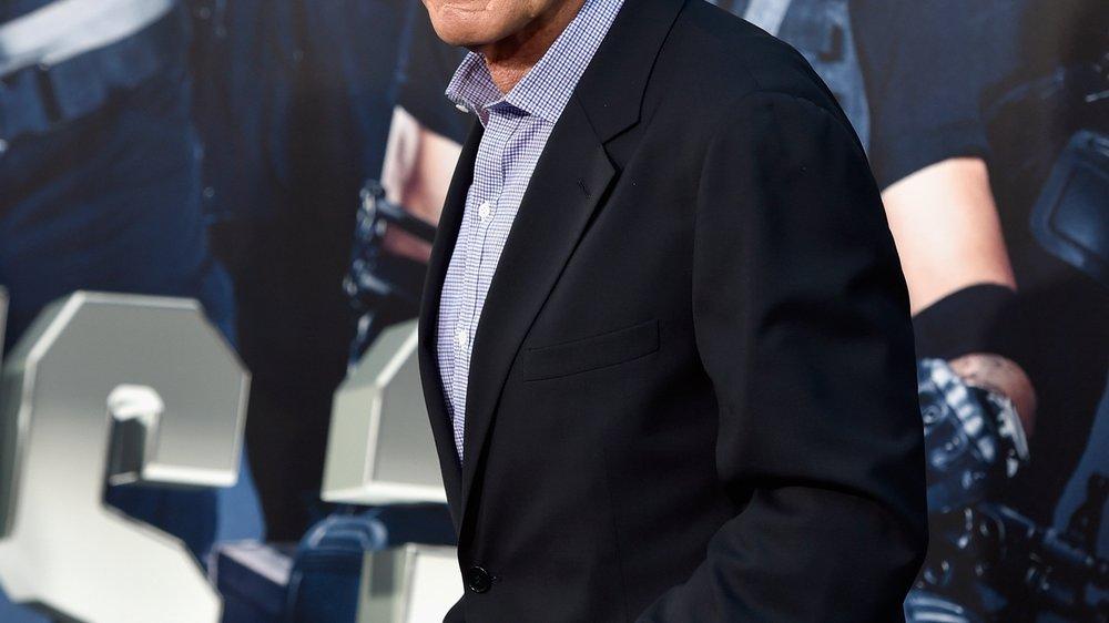 Star Wars: Harrison Ford ist zurück am Set