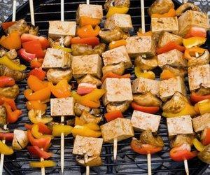 Tofu grillen