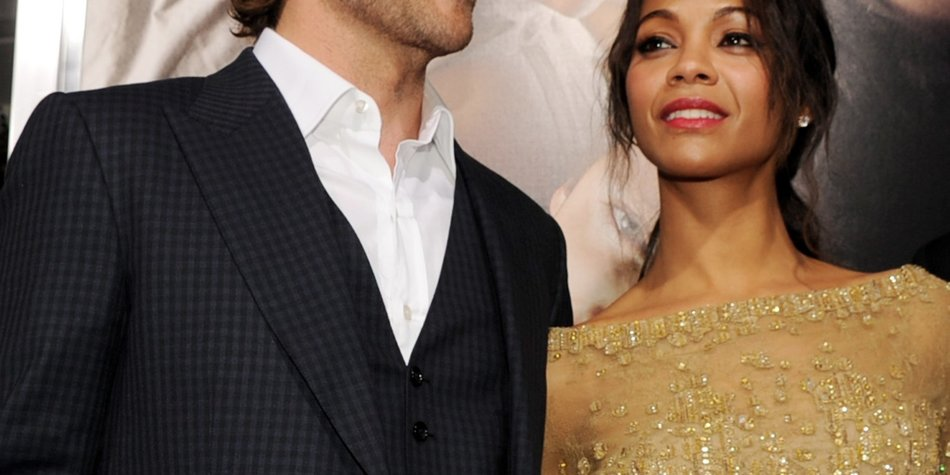 Bradley Cooper und Zoe Saldana: Liebescomeback?