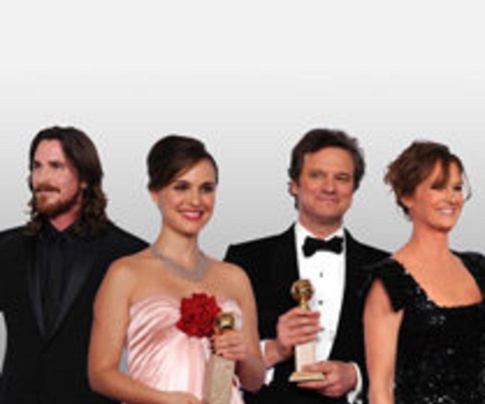 Golden Globes: Die Gewinner des Abends
