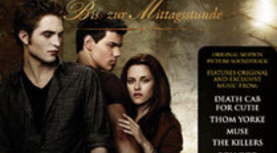 Twilight: New Moon auf Platz 1 in den US-Charts