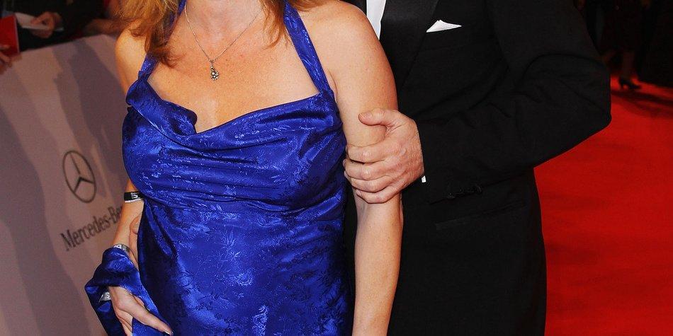 Frank Plasberg und Anne Gesthuysen: Hochzeit