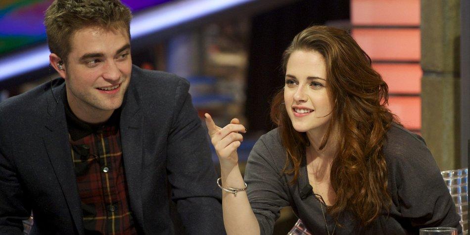 Kristen Stewart: Kocht sie für Robert Pattinson?