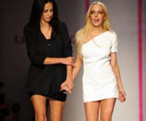 Fashion Week: Lindsay Lohan designt für Ungaro