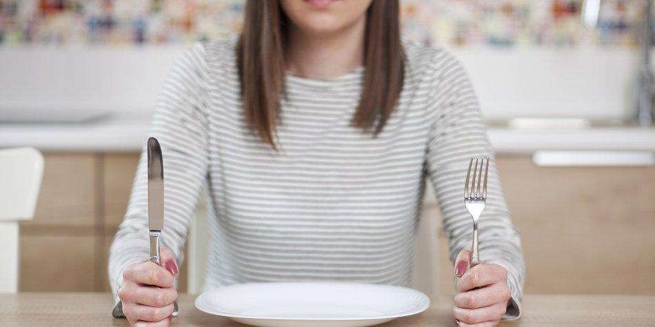 Hungrig und sauer