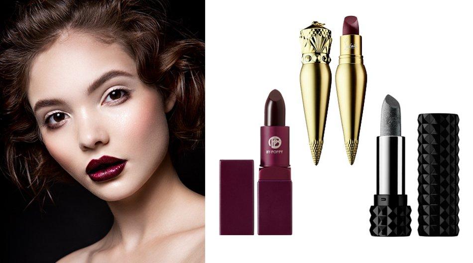 Lipstick Queen, Christian Louboutin, Kat Von D