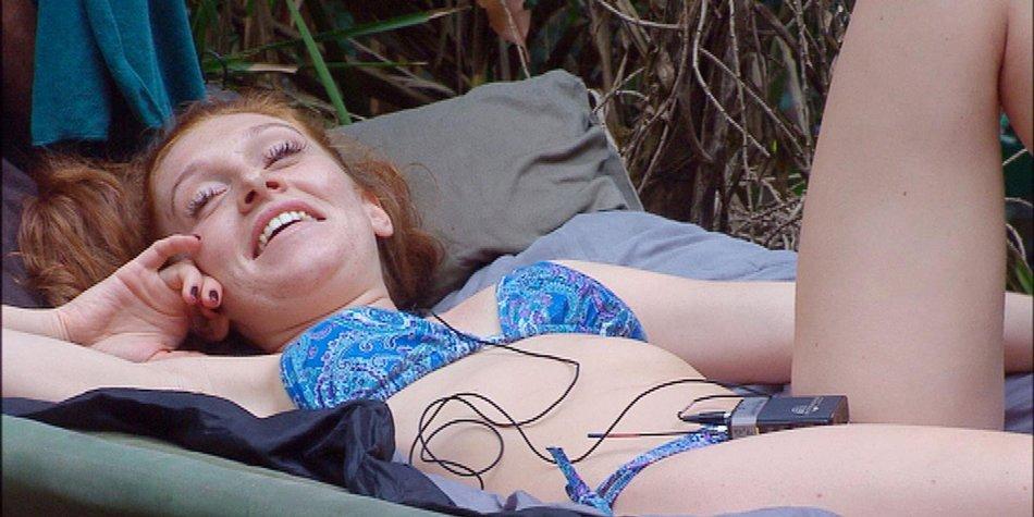 Dschungelcamp: Georgina Fleur musste ihre Sachen packen