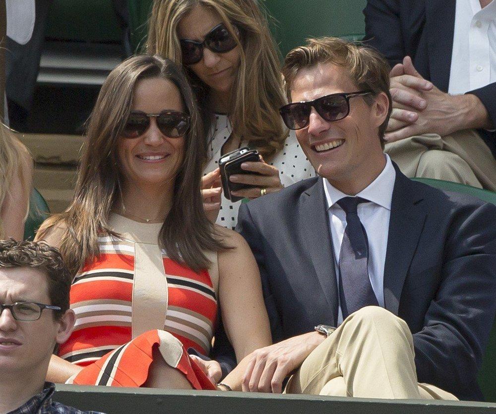 Pippa Middleton: Hat sie sich verlobt?
