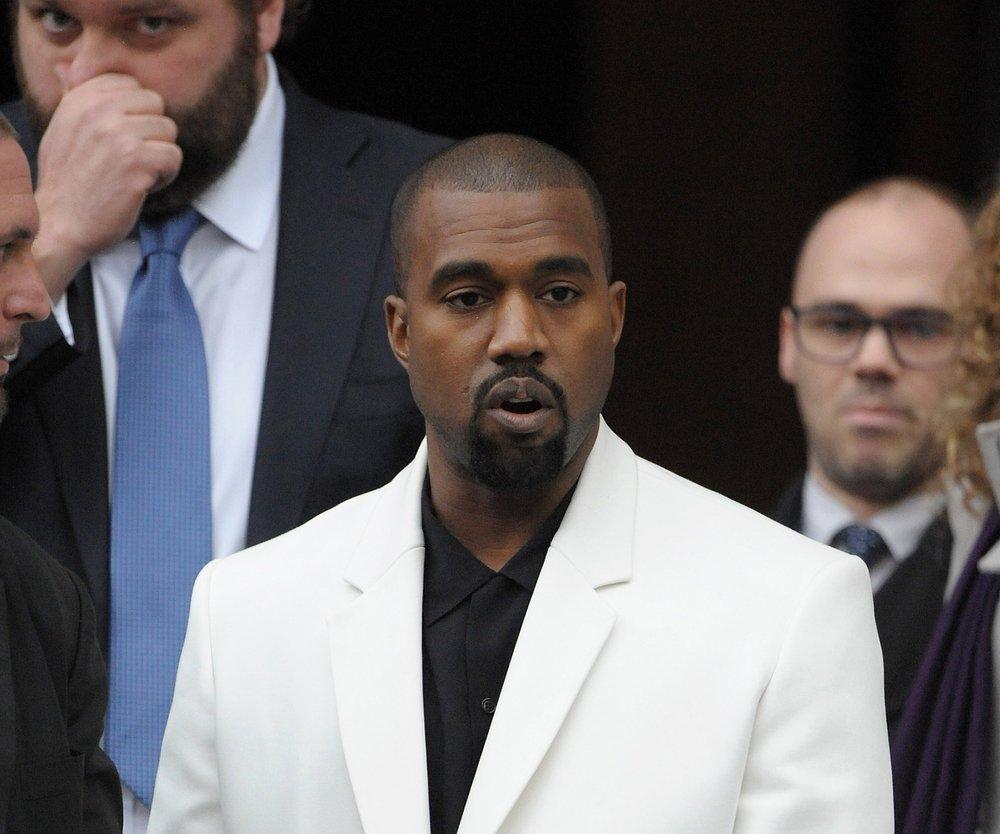 Kanye West: Im Interview flossen die Tränen