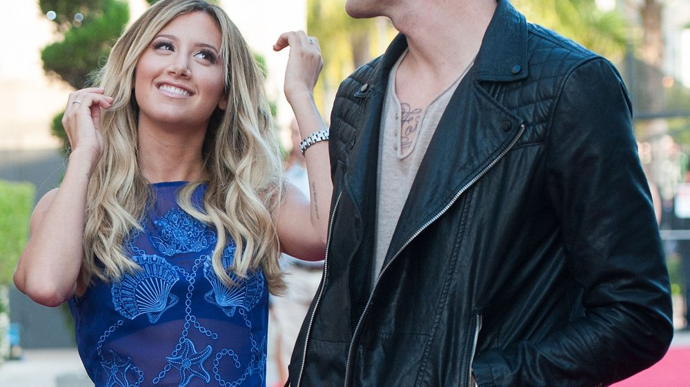 Ashley Tisdale: Ihr Verlobter ist ein Bad Boy