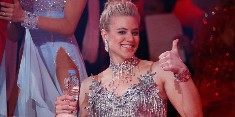 Let's Dance: Larissa Marolt konzentriert sich auf die Show