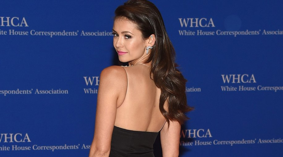 WASHINGTON, DC - APRIL 30: Actress Nina Dobrev attends the 102nd White House Correspondents' Association Dinner on April 30, 2016 in Washington, DC. (Photo by Larry Busacca/Getty Images)