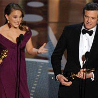 Natalie Portman & Colin Firth: Top-Sieger bei den Oscars 2011