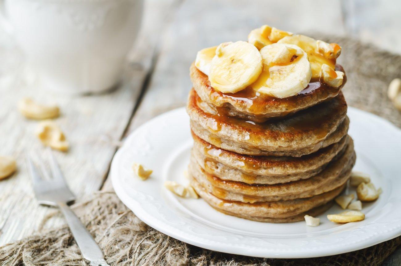 Low Carb Frühstück Protein Pancakes