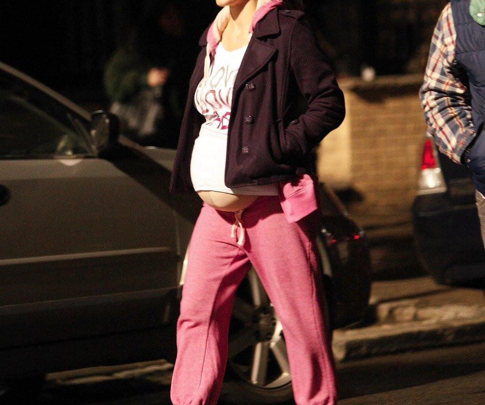 Jessica Biel war gerne schwanger