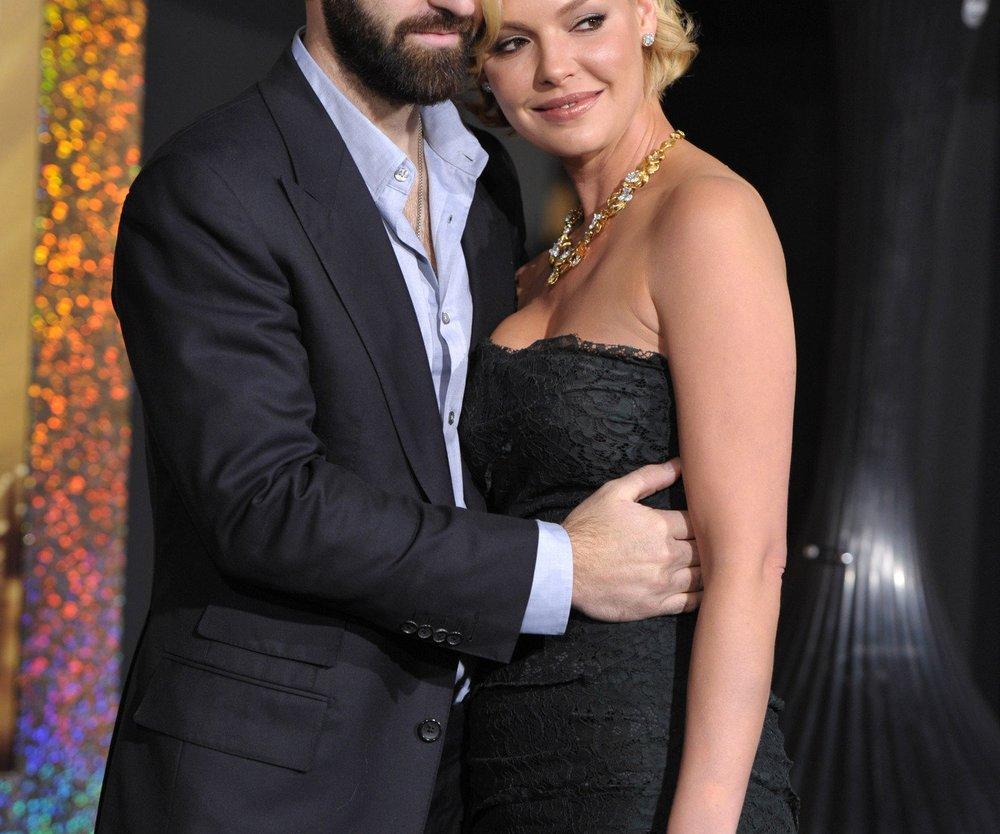 Katherine Heigl schenkt ihrem Mann Burlesque Show